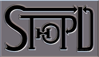 Acronyms: Stop-Terrible-Human-OverPopulation-Disasters-Logo-Chrome-RGES