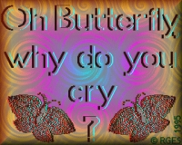 ComPoetry: Butterfly-Cry-Buttonized-RGES