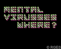 MVC: Mental-Virus-Where-1-RGES