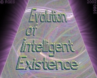 MetaRealisticArt: Evolution-of-Intelligent--Existence---Frax-Corona-RGES