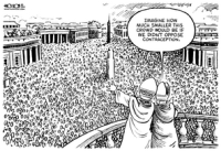 Cartoon\OverPopulation: cartoon-Pope-Overpopulation