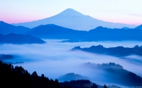 Collection\Msft\Landscapes: Mount-Fuji-Silhouette-Japan